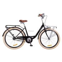 """Велосипед Дорожник 26"""" LUX 2018 14G рама-17"""" St черный Фото"""