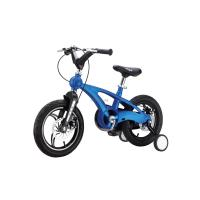 Детский велосипед Miqilong YD Синий 14` Фото