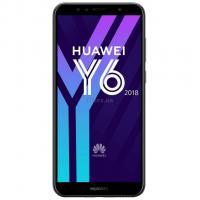 Мобильный телефон Huawei Y6 2018 Black Фото
