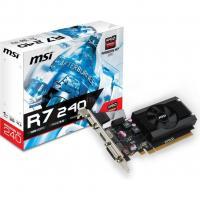 Видеокарта MSI Radeon R7 240 1024Mb Фото