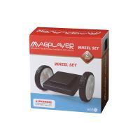 Конструктор Magplayer Платформа на колесах 2 эл. Фото