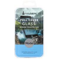 Стекло защитное MakeFuture для Xiaomi Redmi 5 Plus Black Full Cover Full Glue Фото