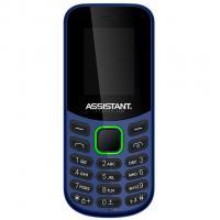 Мобильный телефон Assistant AS-101 Blue Фото