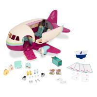 Игровой набор Li'l Woodzeez Самолет Фото