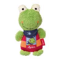 Мягкая игрушка Sigikid Лягушонок 15 см Фото