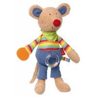 М'яка іграшка Sigikid Мышка 32 см Фото