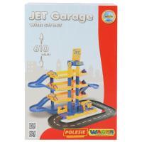 Ігровий набір Polesie Паркинг JET 4-уровневый с дорогой Фото