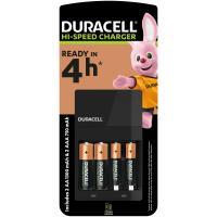 Зарядное устройство для аккумуляторов Duracell CEF14 + 2 rechar AA1300mAh + 2 rechar AAA750mAh Фото