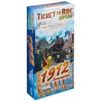 Настільна гра Hobby World Ticket to Ride: Европа 1912 (дополнение) Фото