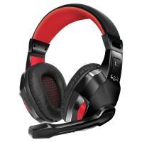 Навушники Sven AP-G857MV Black-Red Фото