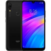 Мобильный телефон Xiaomi Redmi 7 3/64GB Eclipse Black Фото