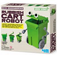 Набір для експериментів 4М Робот-мусорный бак Фото