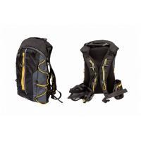 Рюкзак Velotrade QIJIAN BAGS B-300 44х26х9cm черно-серо-оранжевый Фото