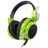 Наушники Vinga HSC058 Gaming Green Фото