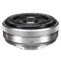 Объектив Fujifilm XF 27mm F2.8 Silver Фото