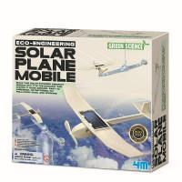 Набір для експериментів 4М Самолет на солнечной батарее Фото