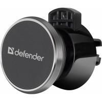 Универсальный автодержатель Defender CH-128 магнит, решетка вентиляции Фото