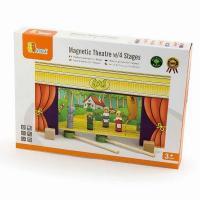 Ігровий набір Viga Toys Театр Фото