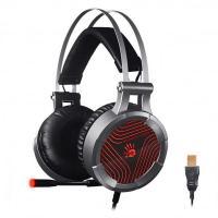 Навушники A4tech G530 Bloody Gray Фото