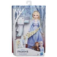 Кукла Hasbro Frozen Холодное сердце 2 Эльза с аксессуарами для Фото