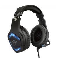 Навушники Trust GXT 460 Varzz Illuminated Multiplatform Gaming Hea Фото