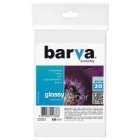 Бумага BARVA 10x15 Everyday 180г Glossy 20с Фото