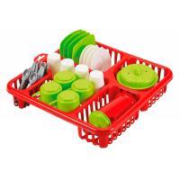 Ігровий набір Ecoiffier сушка с посудой Фото
