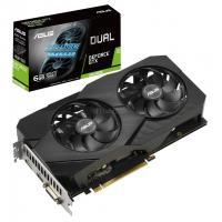 Видеокарта ASUS GeForce GTX1660 SUPER 6144Mb DUAL EVO Фото