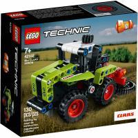 Конструктор LEGO Mini CLAAS XERION 130 деталей Фото