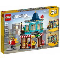 Конструктор LEGO Creator Городской магазин игрушек 554 детали Фото