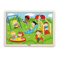 Пазл Viga Toys Парк развлечений Фото