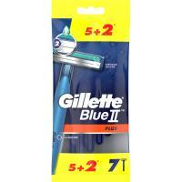 Бритва Gillette Blue 2 Plus одноразовые 7 шт. Фото
