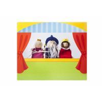 Игровой набор Goki Набор кукол для пальчикового театра Фото