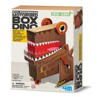 Набор для экспериментов 4М Динозавр з коробок Фото