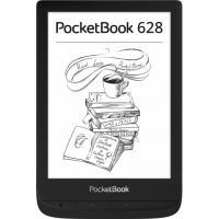 Электронная книга Pocketbook 628 Touch Lux5 Ink Black Фото