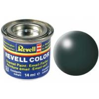 Аксесуари до збірних моделей Revell Краска № 365 Патина зеленая шелково-матовая, 14 мл Фото