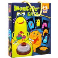 Настільна гра Vladi Toys со звоночком Монстро-баттл (укр) Фото