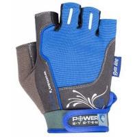"Перчатки для фитнеса Power System Woman""s Power PS-2570 XL Blue Фото"