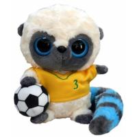 М'яка іграшка Aurora Yoohoo Футболист желтая футболка 20 см Фото