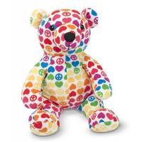 М'яка іграшка Melissa&Doug Медведь Hope, Beeposh Фото