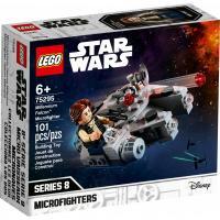 Конструктор LEGO Star Wars Микроистребитель Тысячелетний сокол 101 Фото