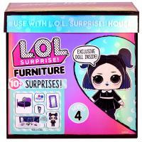 Лялька L.O.L. Surprise! серии Furniture - Леди-Сумерки Фото