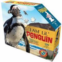 Пазл I AM Пингвин 100шт Фото