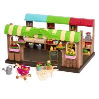 Игровой набор Li'l Woodzeez Фермерский рынок Фото