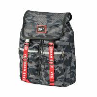 Рюкзак шкільний Yes T-71 Double up серый/красный Фото