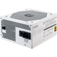 Блок питания CoolerMaster 650W V650 GOLD-V2 WHITE EDITION Фото