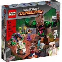 Конструктор LEGO Minecraft Мерзость из джунглей 489 деталей Фото