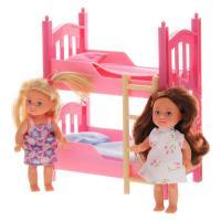Кукла Simba Эви Двуспальная кровать Фото