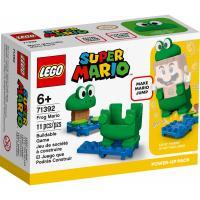 Конструктор LEGO Super Mario Набор усилений Марио-лягушка 11 детале Фото