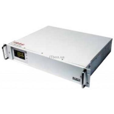 Пристрій безперебійного живлення SMK-800A-LCD RM 2U Powercom (00210128) - фото 1